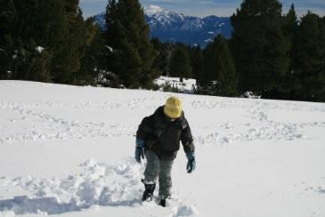 barcelona-nieve